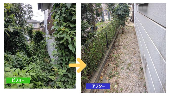 東京 草刈り