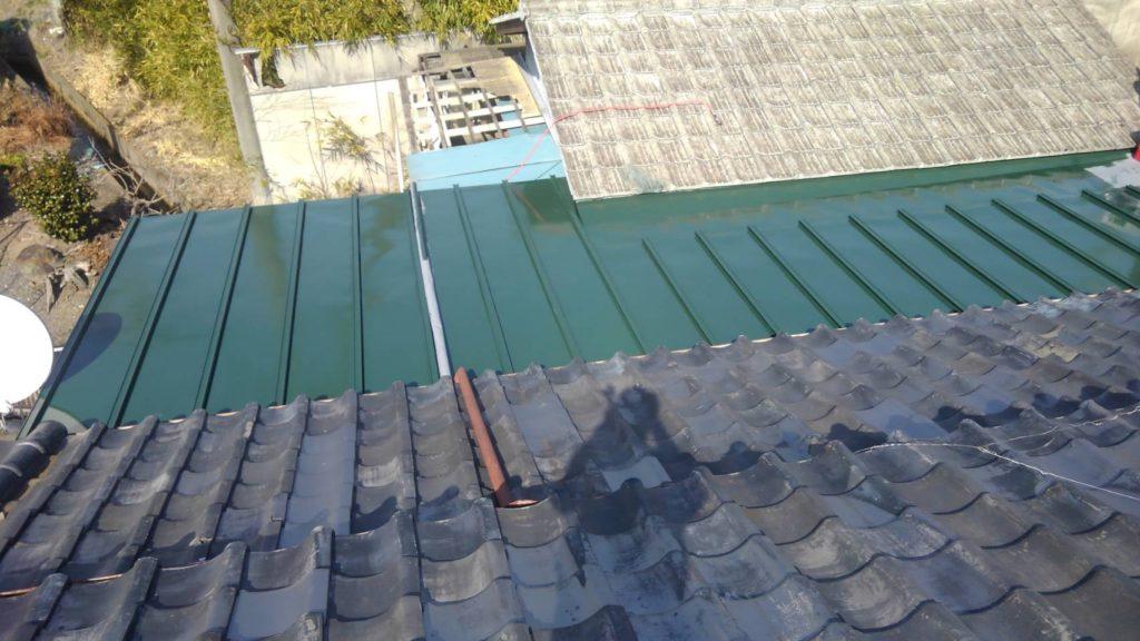 群馬 屋根塗装